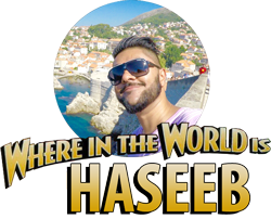 Where In The World Is Haseeb