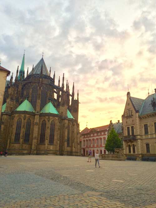 Prague Castle walking tour 2